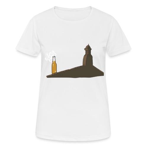 Habemus Beer Hoodies - Frauen T-Shirt atmungsaktiv