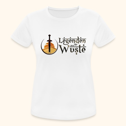 Legenden der Wüste - Frauen T-Shirt atmungsaktiv