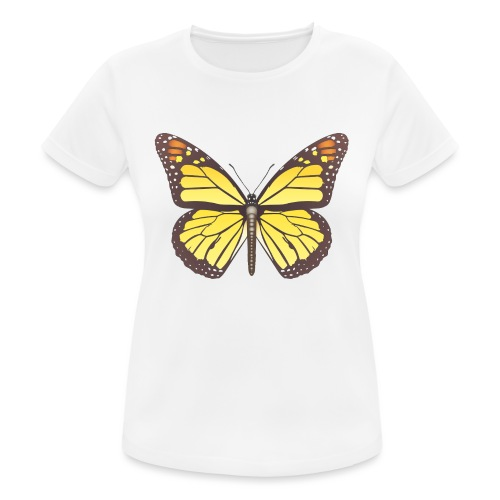 190520 monarch butterfly lajarindream - Camiseta mujer transpirable