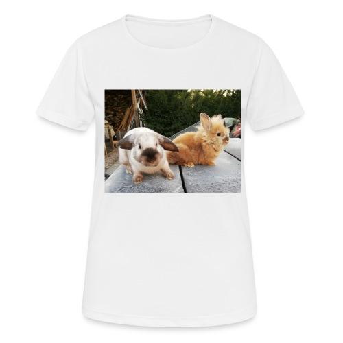 Nouche en Ninou - Vrouwen T-shirt ademend actief
