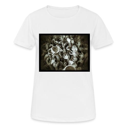 Hell Hands - Maglietta da donna traspirante