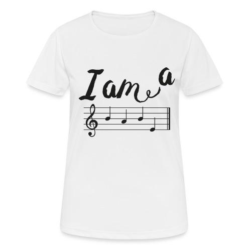 ImABabe - Vrouwen T-shirt ademend actief