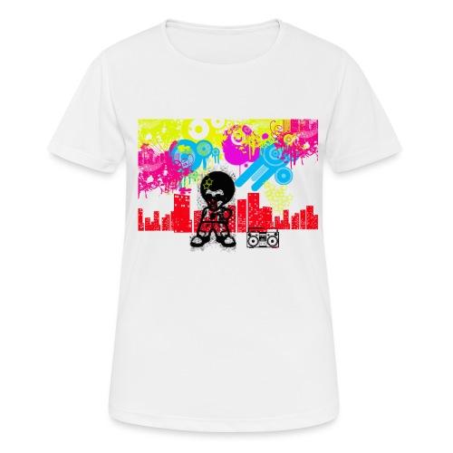 Magliette personalizzate bambini Dancefloor - Maglietta da donna traspirante