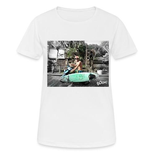 bali - Camiseta mujer transpirable