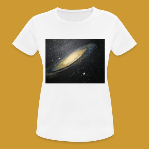 Andromeda - Mark Noble Art - Women's Breathable T-Shirt