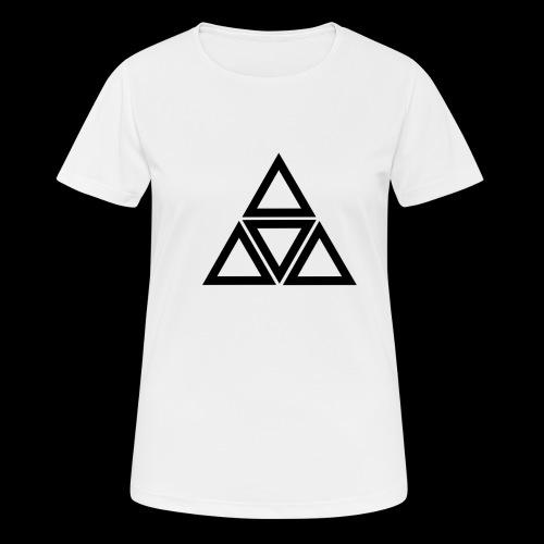triangle - Maglietta da donna traspirante