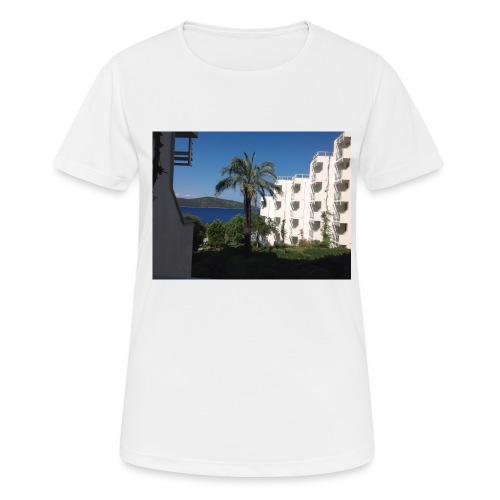 IMG 0695 - Dame T-shirt svedtransporterende