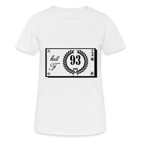prm hall f - T-shirt respirant Femme