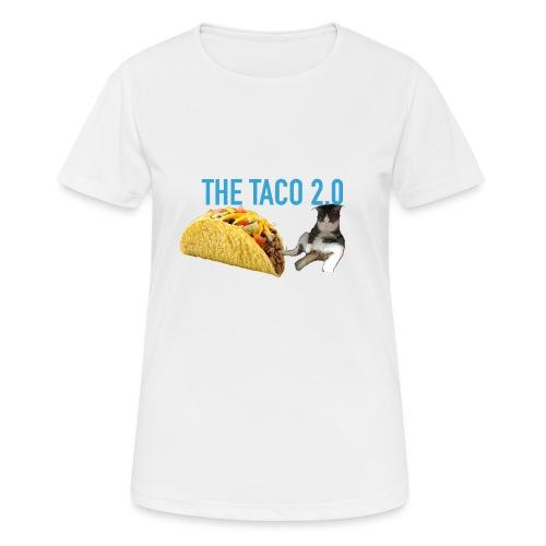 IMG 2232 - Andningsaktiv T-shirt dam