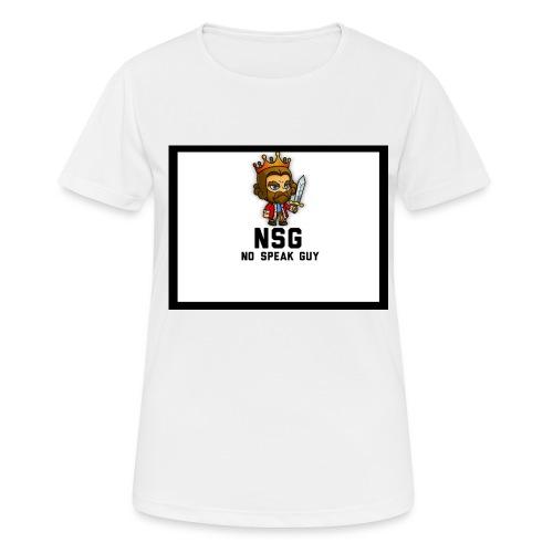 Test design - Women's Breathable T-Shirt