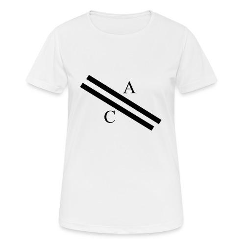 A\\C - T-shirt respirant Femme