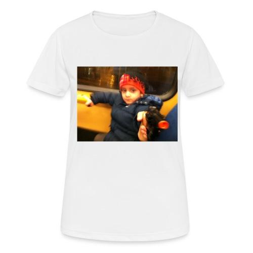 Rojbin gesbin - Andningsaktiv T-shirt dam