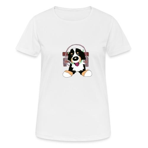 Bernerdrag - Andningsaktiv T-shirt dam