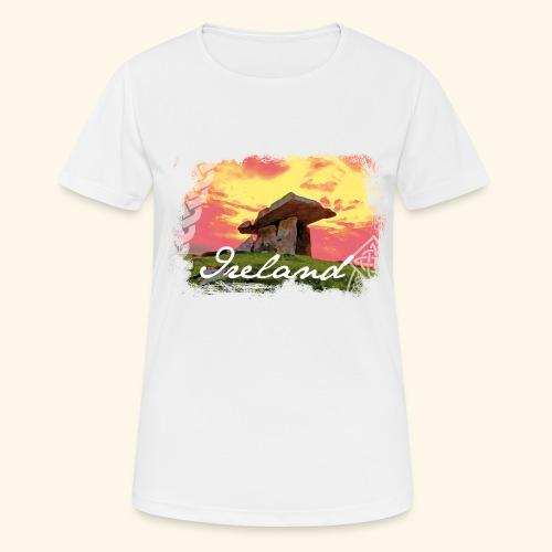 Ireland T Shirts - Frauen T-Shirt atmungsaktiv