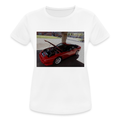 s13 - naisten tekninen t-paita