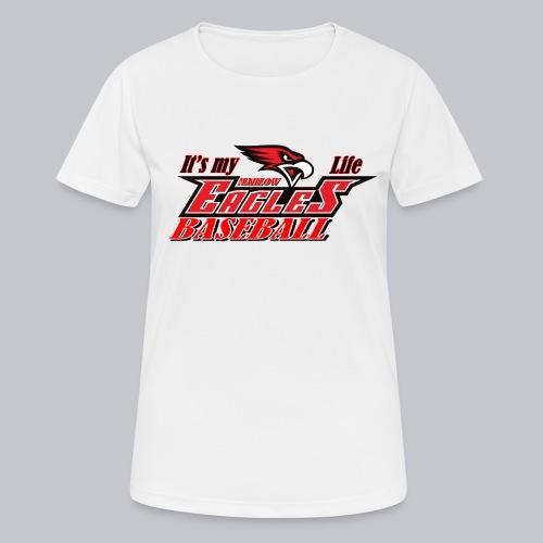 it s my life - Frauen T-Shirt atmungsaktiv