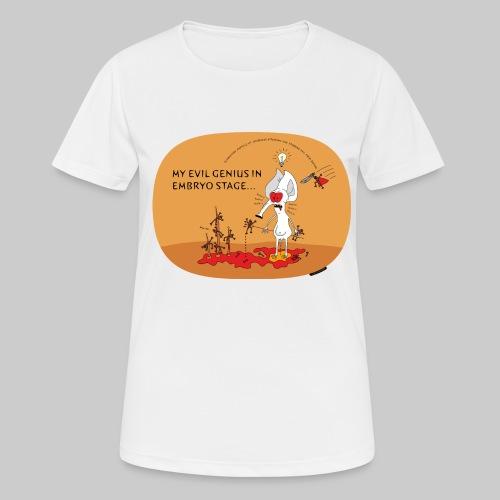 VJocys Evil - Women's Breathable T-Shirt