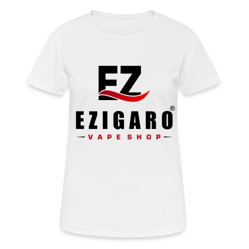 EZIGARO Vapeshop - Frauen T-Shirt atmungsaktiv