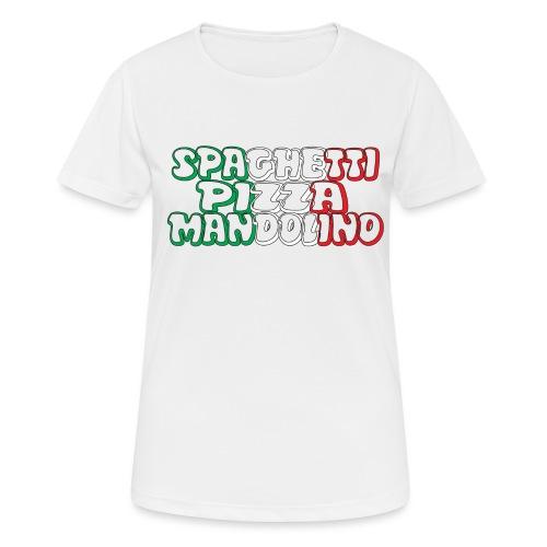 Italy - Maglietta da donna traspirante