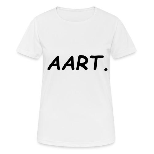 Aart - Vrouwen T-shirt ademend actief
