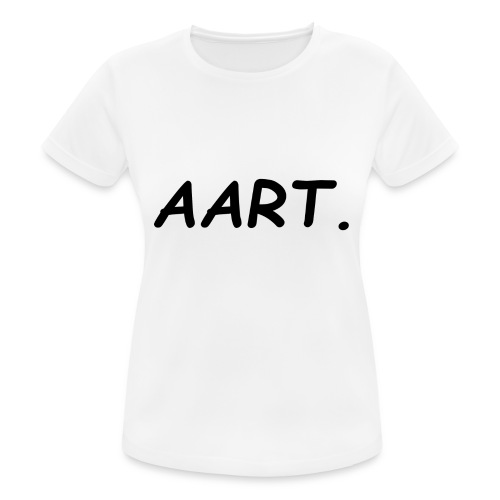 Aart - vrouwen T-shirt ademend