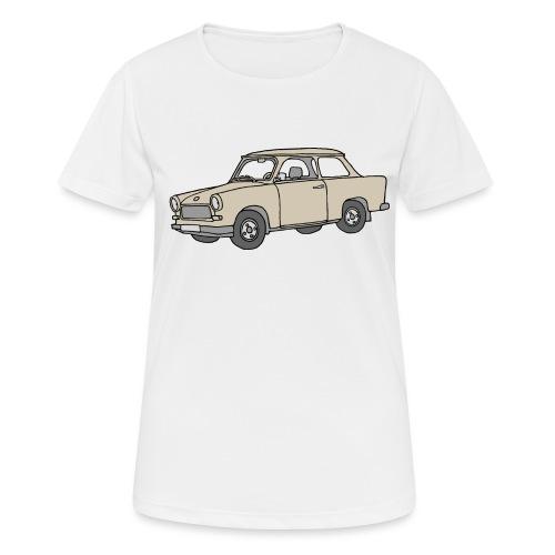 Trabi, Trabant (papyrus) - Frauen T-Shirt atmungsaktiv