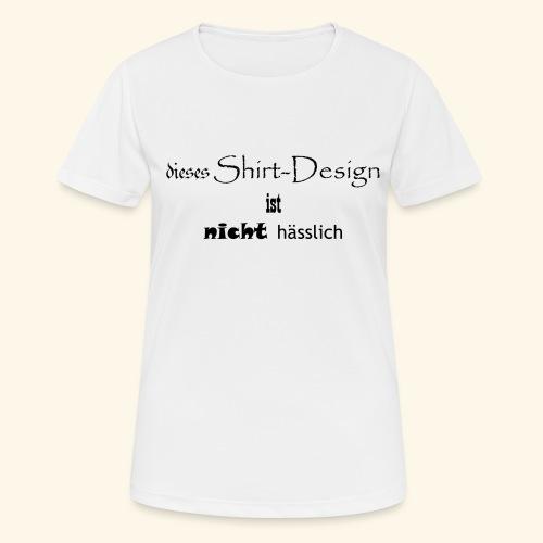test_shop_design - Frauen T-Shirt atmungsaktiv