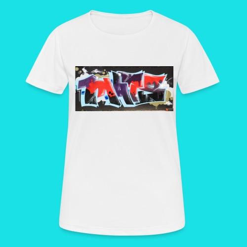 streetart # 11 - Vrouwen T-shirt ademend actief