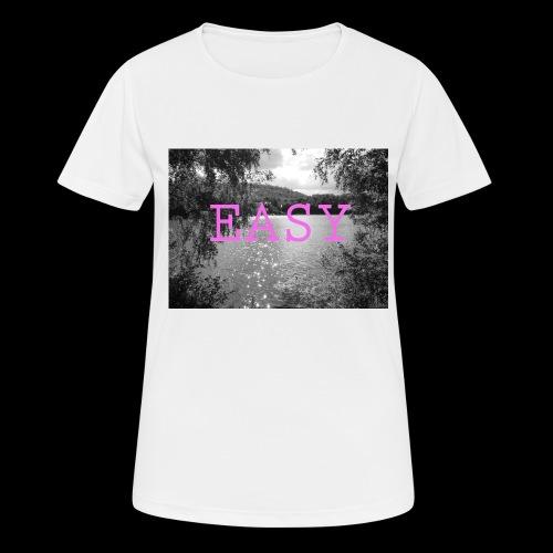riverEASY - Frauen T-Shirt atmungsaktiv