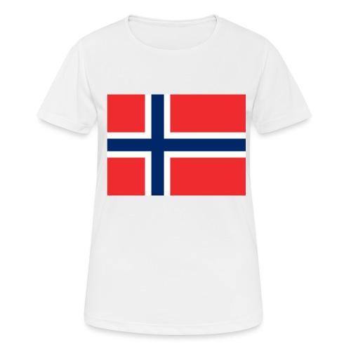 DixieMertch - Pustende T-skjorte for kvinner