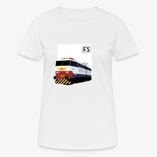 FS E 656 Caimano - Maglietta da donna traspirante