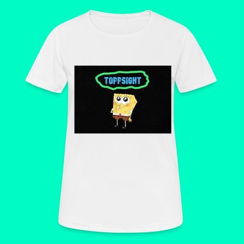 Topsight - Andningsaktiv T-shirt dam
