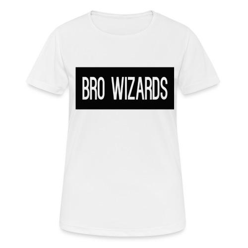Browizardshoodie - Women's Breathable T-Shirt