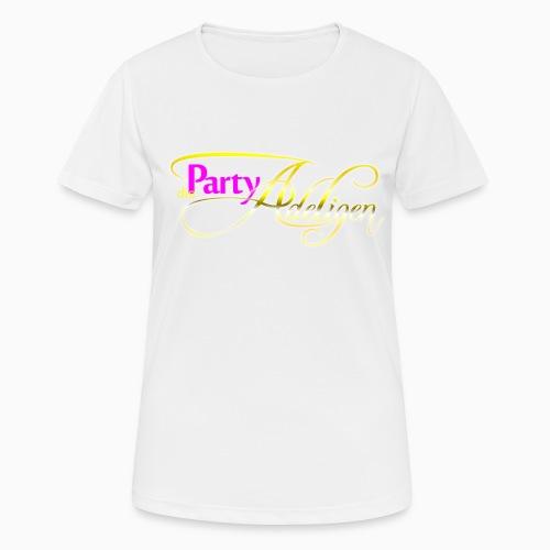 Die PartyAdeligen - Frauen T-Shirt atmungsaktiv