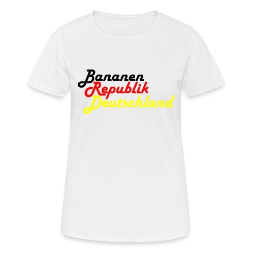 BRD #1 - Frauen T-Shirt atmungsaktiv