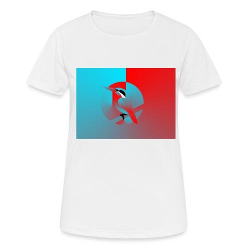 Vogel - Frauen T-Shirt atmungsaktiv