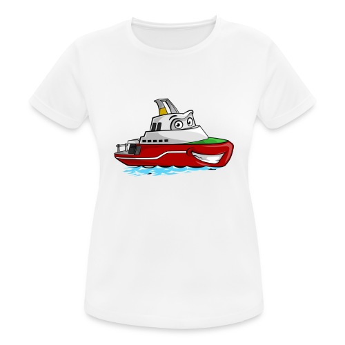 Boaty McBoatface - Women's Breathable T-Shirt