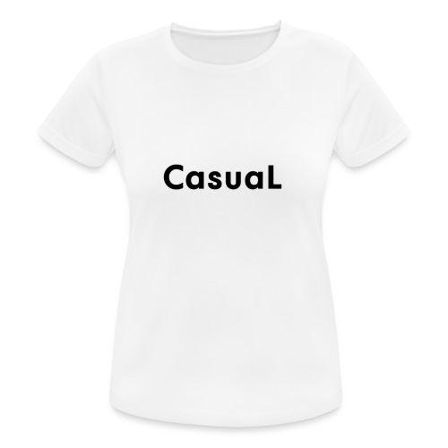 casual - Women's Breathable T-Shirt