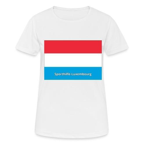 pf 1526995700 - T-shirt respirant Femme