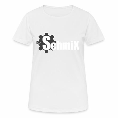 SchmiX - Frauen T-Shirt atmungsaktiv