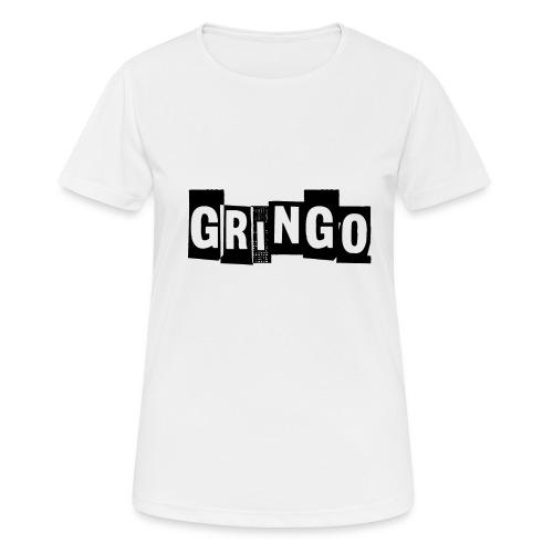Cartel Gangster pablo gringo mexico tshirt - Women's Breathable T-Shirt