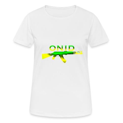 ONID-22 - Maglietta da donna traspirante