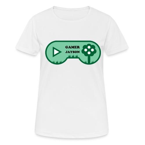 Joueur Jayson - T-shirt respirant Femme