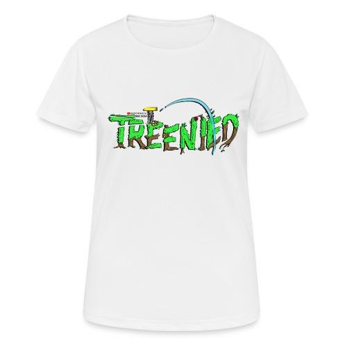 Treenied - Andningsaktiv T-shirt dam