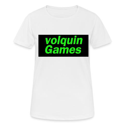 volquin - vrouwen T-shirt ademend