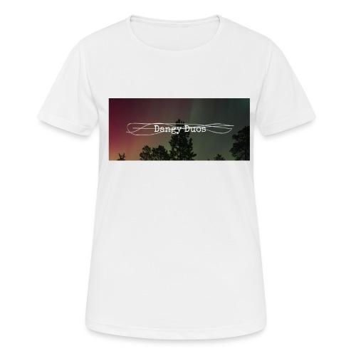 dangy_tru - vrouwen T-shirt ademend