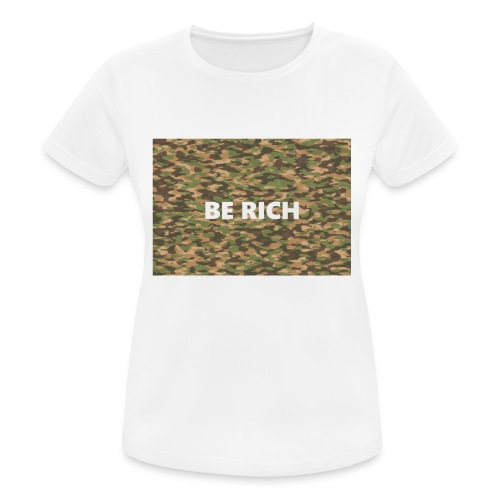 ARMY TINT - vrouwen T-shirt ademend