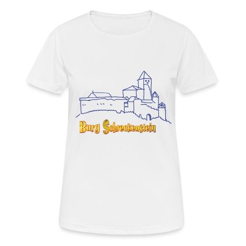 Kinder Kapuzenpullover - Burg Schreckenstein - Frauen T-Shirt atmungsaktiv