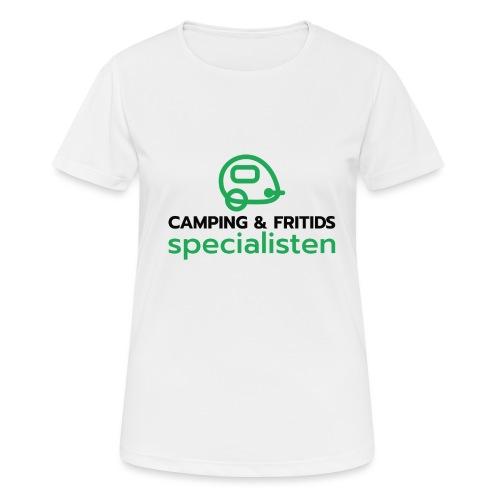 Camping & Fritidsspecialisten - Andningsaktiv T-shirt dam