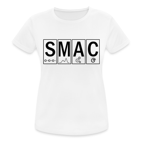 SMAC3_large - Women's Breathable T-Shirt